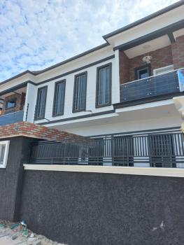 Brand New Luxury 4 Bedroom Semi Detached House Plus Bq, Orchid Road, Chevron, 2nd Toll Gate, Lekki, Lagos, Semi-detached Duplex for Rent