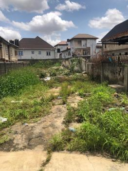 Lovely Well Appointed Half Plot of Land, Behind Chevron Facility, Gbagada, Lagos, Residential Land for Sale