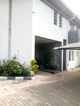 Newly Built Luxury 4 Bedroom Fully Furnished & Serviced, Off Ibb Way, Maitama District, Abuja, Terraced Duplex for Rent