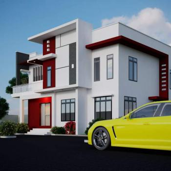 Luxury Plots, After Paradise Estates, Life Camp, Abuja, Residential Land for Sale