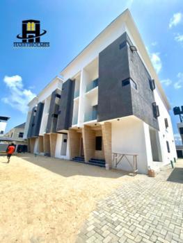 4 Bedroom Terrace Duplex with a Bq, Elegushi Road, Ikate, Ikate Elegushi, Lekki, Lagos, Terraced Duplex for Sale