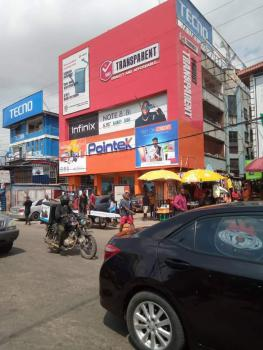 4 Storey Building at a Strategic Location ( Suitable for Commercial), Computer Village, Ikeja, Lagos, Plaza / Complex / Mall for Sale