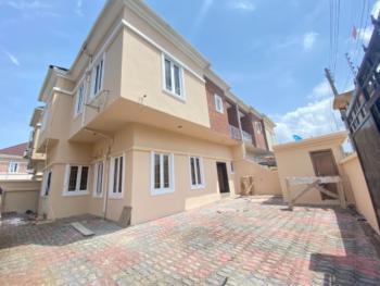 4 Bedroom Semi Detached Duplex with a Bq, Ikota, Lekki, Lagos, Semi-detached Duplex for Rent