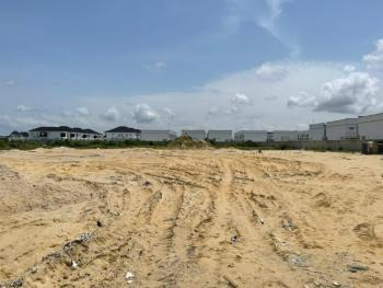 5 Nos 720sqm Commercial Bare Land, Directly on Orchid Hotel Road By Ocean Bay Estate., Ikota, Lekki, Lagos, Commercial Land for Sale
