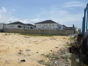 Service Plot of 600sqm, Orchid Road, Ikota, Lekki, Lagos, Residential Land for Sale