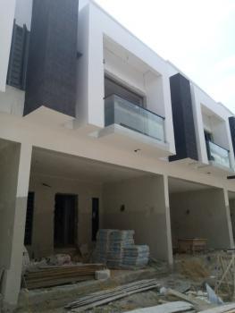 4 Bedroom Terraced Duplex with a Bq, Conservation Centre, Chevron, Lekki, Lagos, Terraced Duplex for Sale