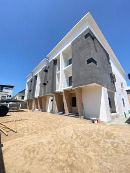 Luxury 4 Bedroom Terrace Duplex with Balcony, Ikate, Lekki, Lagos, Terraced Duplex for Sale
