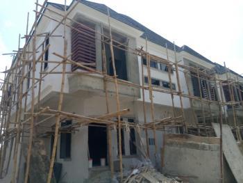 4 Bedroom Semi-detached Duplex with a Bq, Orchid Road, Lekki, Lagos, Semi-detached Duplex for Sale