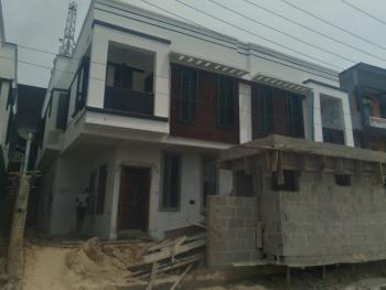 Brand New 4-bedroom Semi-detached House with Bq, Agungi, Lekki, Lagos, Semi-detached Duplex for Sale