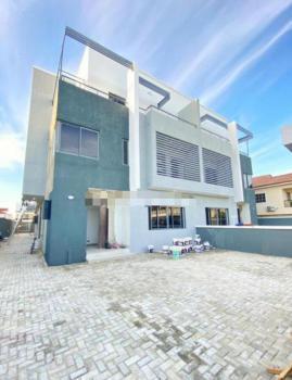 Spacious & Serviced 5 Bedroom Semi Detached Duplex + Bq, Lekki Phase 1, Lekki, Lagos, Semi-detached Duplex for Rent
