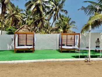 4 Bedroom Flat, Luxury Beach House, Eleko, Ibeju Lekki, Lagos, Detached Bungalow Short Let