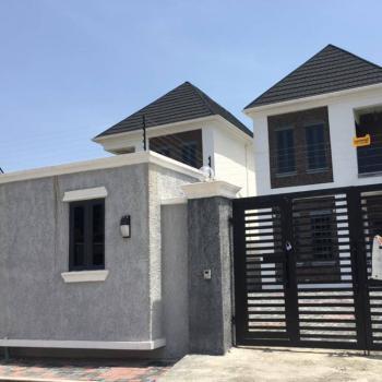 4 Bedroom Semi Detached Duplex with Balcony, Ikota, Lekki, Lagos, Semi-detached Duplex for Sale