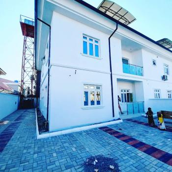 4 Bedroom Semi Detached Duplex, Chevron, Lekki Phase 2, Lekki, Lagos, Semi-detached Duplex for Rent