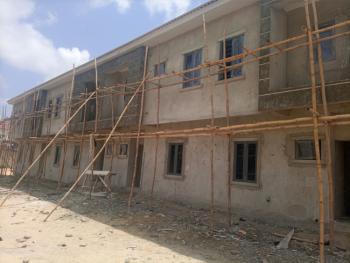 3 Bedroom Terrace Duplex with Bq in a Gated Estate, Dreamville Estate2, Inside Ocean Palm Estate Beside Lbs, Sangotedo, Ajah, Lagos, Terraced Duplex for Sale