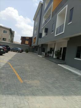 Luxury 4 Bedroom Service Flat with a Standard Bq, Atunrase Estate, Gbagada, Lagos, House for Sale