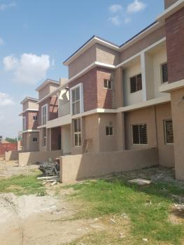 a Solidly Built 4 Bedroom Terrace Duplex, Katampe Extension, Katampe, Abuja, Terraced Duplex for Sale