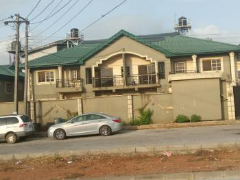 Well Maintained 4 Units of 3 Bedroom Flats, Gra Phase 1, Magodo, Lagos, Block of Flats for Sale