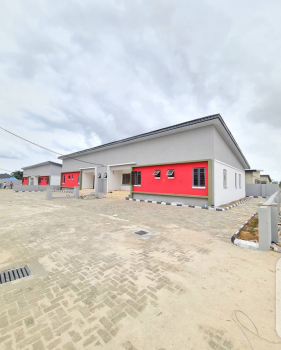 Newly Built 2 Bedroom Bungalow Ready for You to Move in, Awoyaya, Ibeju Lekki, Lagos, Terraced Bungalow for Sale
