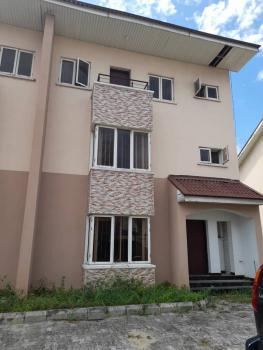 4 Bedroom Terrace Duplex with Bq, Royal Garden Estate, Ajah, Lagos, Terraced Duplex for Rent