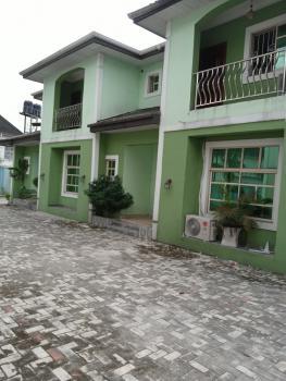 Californian Standard 4 Bedrooms Duplex, Pearls Garden Estate, Shell Cooperative, Off G U Akeh Road, Eliozu, Port Harcourt, Rivers, Terraced Duplex for Rent