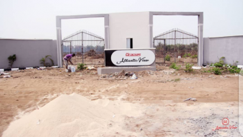Beachfront Estate Perfect for a Resort Or Holiday Home, Monastery Road, Sangotedo, Ajah, Lagos, Commercial Land for Sale