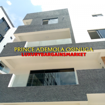 Direct Clients Only - Newly Built 4 Bedroom Semi Detached + Elevator, Ikoyi, Lagos, Semi-detached Duplex for Sale