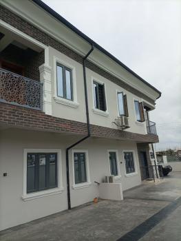 Newly Built 4 Bedroom Duplex, Gated Estate Off Alpha Beach Road, Igbo Efon, Lekki, Lagos, Terraced Duplex for Sale