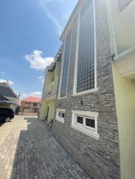a Well Presented Home in an Estate of 4units, Before Stella Marris College, Life Camp, Abuja, Terraced Duplex for Sale