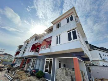 New 4 Bedrooms Townhouse, Ikota, Lekki, Lagos, Terraced Duplex for Sale