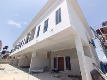 Newly Built 4 Bedrooms Terraced Duplex with Fitted Kitchen, Ologolo, Lekki, Lagos, Terraced Duplex for Sale