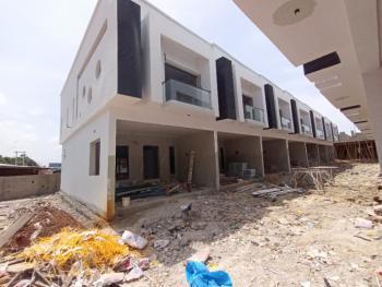 Spacious 4 Bedrooms Terraced Duplex, Conservative Axis, Lafiaji, Lekki, Lagos, Terraced Duplex for Sale