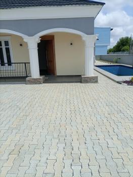 5 Bedrooms Detached Villa with Bq, Amen Estate, Eleko Beach Road, Ibeju Lekki, Lagos, Detached Duplex for Sale