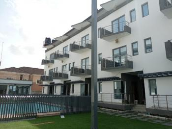 Contemporary and Beautifully Finished 4 Bedrooms Duplex with Boys Quarter, Lekki Phase 1, Lekki, Lagos, Terraced Duplex for Sale