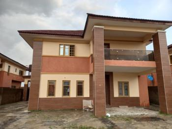 2 Wings 4 Bedroom Semi Detached with Bqs, Finishing Stage By Owner, Right Side, Lekki Phase 1, Lekki, Lagos, Semi-detached Duplex for Sale