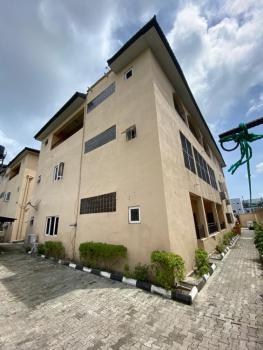 Stunning 3 Bedroom Apartment Serviced Apartment with Bq, Lekki Phase 1, Lekki, Lagos, Flat for Rent