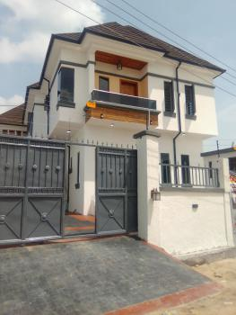 Newly Built 4 Bedroom Fully Detached with Bq, Ajah, Lagos, Detached Duplex for Sale