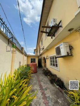 5 Bedrooms Duplex, with 2 Bq, Green Area, 7 Parking Space, Gate House, Gra Phase 2, Magodo, Lagos, House for Sale