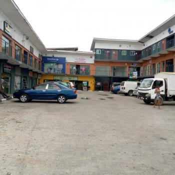 Spacious Two Shops, Along Addo Road, Ajah, Lagos, Shop for Rent