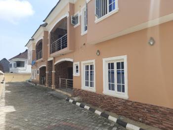 Spacious Clean 2 Bedroom Flat Upstairs, Before Shoprite, Sangotedo, Ajah, Lagos, Flat for Rent
