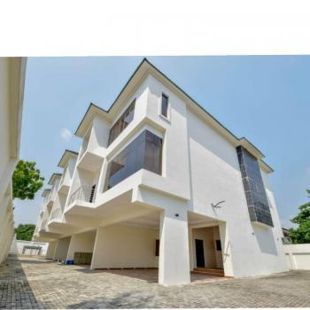 Luxury 4 Bedroom Terrace Duplex, Victoria Island (vi), Lagos, Terraced Duplex for Rent