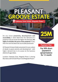 Affordable C of O Land, Pleasant Grove Estate, Magodo Phase 1, Magodo, Lagos, Residential Land for Sale