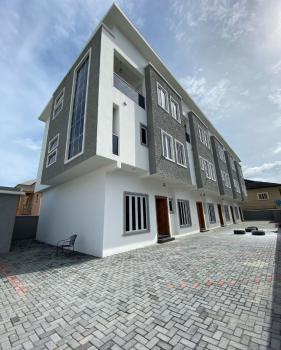 Spacious and Very Well Finished 4 Bedroom Terrace Duplex, Ikate, Lekki, Lagos, Terraced Duplex for Rent
