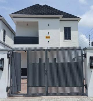 Brand New 5 Bedrooms Fully Detached with Bq, 4th Roundabout, Kunsela Road, Chisco Bus-stop, Ikate, Lekki, Lagos, Detached Duplex for Sale
