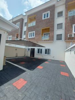 Well Finished 4 Bedrooms Terrace/townhouse on 3 Floors with 1 Room Bq, Osapa London, Lekki, Lagos, House for Sale