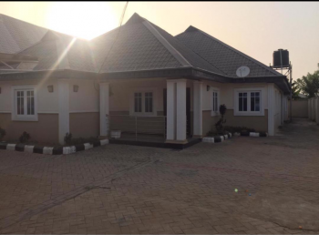 Luxury 4 Bedroom Bungalow with 2 Living Room, Oba Ile Estate Extension, Akure, Ondo, Detached Bungalow for Sale
