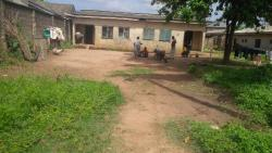 2 No 2 Bedroom Flat  with Undevelop Land of About 700sqm, Ilupeju Estate Off Ilo-awella  Road, By Toll Gate, Sango Ota, Ogun, Flat for Sale