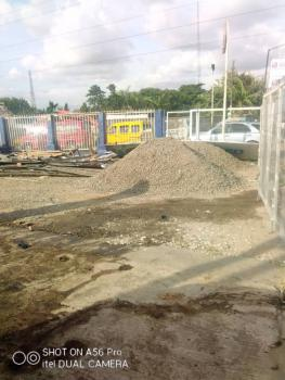 a Dry Plot of Land Good for Commercial Purpose, Akilo Road, Ogba, Ikeja, Lagos, Commercial Land for Sale