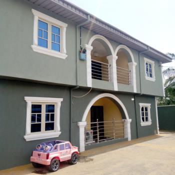 Clean 3 Bedroom Flat., Asorock Bucknor Estate., Isolo, Lagos, Flat for Rent