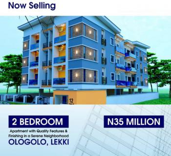 Two (2) Bedroom Apartment with Quality Features, Ologolo, Lekki, Lagos, Flat for Sale