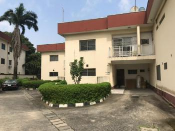 Four Bedroom Semidetached Apartments with Swimming Pool, Off Bourdillon, Old Ikoyi, Ikoyi, Lagos, Semi-detached Duplex for Rent